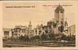 Exposition Universeile De Bruxelles 1910 Pavillon Italien Et Pavillon De La Fabrique D´Armes De GuerreHelstal - Expositions Universelles
