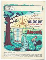 Protège Cahiers Aurore Le Nouveau Verre Fin - Book Covers