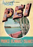 Prince Edward Island, The Birthplace Of Canada (1942/43) 32 P. - Esplorazioni/Viaggi