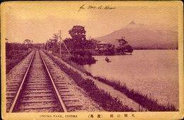 A63 JAPAN – ONUMA PARK – OSHIMA - Giappone