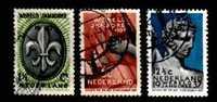 NEDERLAND 1937 Jamboree Serie Gebruikt # 189 - Period 1891-1948 (Wilhelmina)