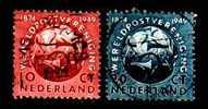 Ned 1949 Jubileumzegels Used # 229 - Period 1949-1980 (Juliana)