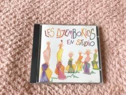 CD 'Les Djembokids En Studio'- Neuf, Sous Cellophane - Children