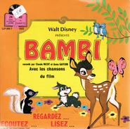 Bambi Raconté Par Claude Nicot Et Anna Gaylor (Walt Disney) - Bambini
