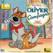 Oliver Et Compagnie Raconté Par Fanny Cottençon - Bambini