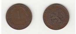 1 CENT 1907 - Non Classés