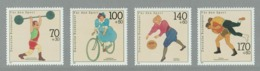 STAMPS SET GERMANY SPORT 1991 MNH - Sellos