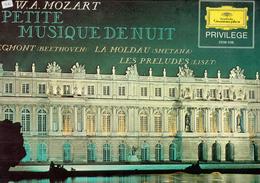 Petite Musique De Nuit (Mozart) - Egmont (Beethoven) - La Moldau (Smetana) - Les Préludes (Liszt) - Clásica