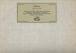 Massenet - Manon Victoria De Los Angeles - Classique
