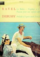 Ravel (Boléro, Daphnis Et Chloé, Pavane Pour Une Infante Défunte) - Debussy (Prélude à L'après-midi D'un Faune) - Classique