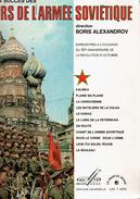 Les Choeurs De L'Armée Soviétique - Non Classificati