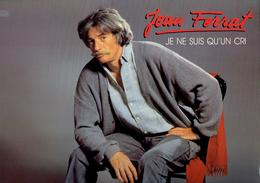 Jean Ferrat - Je Ne Suis Qu'un Cri - Autres - Musique Française