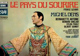 Le Pays Du Sourire De Franz Lehar (2 Disques) Concerts Lamoureux Direction Yvon Leenaert - Classique