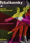 Tchaikovsky Ballet Suite Sleeping Princess OP 66 - Francesca Di Rimini Hamburg Pro Musica Lawrence Leonard - Classique