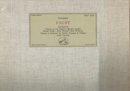 Faust De Gounod, Victoria De Los Angeles, Etc (voir Scan) - Klassik