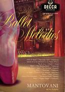 Ballet Melodies Par Mantovani And His Orchestra - Klassik