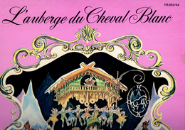 L´Auberge Du Cheval Blanc (2 Disques) Direction Félix Nuvolone - Klassik