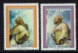 1976 VATICAN TRASFIGURAZIONE STAMPS MNH - Vaticano (Ciudad Del)