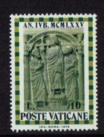 1974 VATICAN AN IVB STAMP MNH SCULTURE - Vaticano (Ciudad Del)