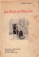 La Dette De Blanche Par Jenny Lensia, Illustrations De Montader - Livres, BD, Revues