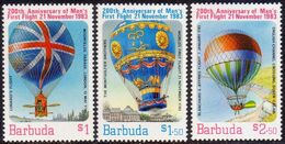 Barbuda  1983 Yvertnr 623-25 *** MNH Cote 6 Euro - Antigua Et Barbuda (1981-...)