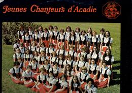 Jeunes Chanteurs D'Acadie Direction Soeur Lorrette Gallant 1977 - Compilations