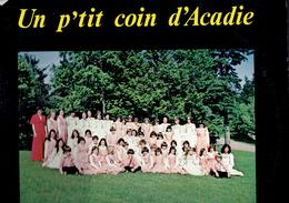 Un P'tit Coin D'Acadie Par Champlain Et La-Mi Direction Soeur Lorrette Gallant - Compilations