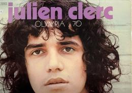 Julien Clerc - Olympia 70 - Vinyles
