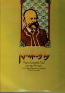Tchaikovsky - Concerto Pour Piano N° 1 Los Angeles Philharmonic Orchestra Erich Leinsdorf - Clásica