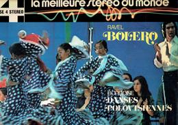 Ravel - Boléro -- Borodine - Danses Polovtsiennes London Festival Orchestra Stanley Black - Clásica
