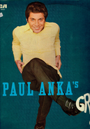 Paul Anka's Greatest Hits - Vinyles