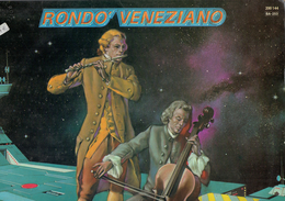 Rondo Veneziano, 1980 Baby Records Milano Italy - Klassiekers