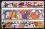 SUISSE PTT Taxcard 20.- Instruments De Musique - Music