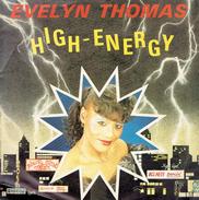 EVELYN THOMAS : High Energy - Vinyles