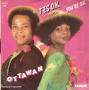 OTTAWAN : T'es O.K. + You're O.K. - Vinyles