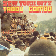 TABOU COMBO : New York City - Vinyles