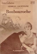 Boubouroche Par Georges Courteline, Select-Collection, Flammarion, Paris, Sans Date, 70 Pages - Theater