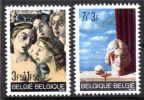 YT 1564 1565 Solidarité 1970