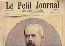 LE PETIT JOURNAL N° 361 - 17 Octobre 1897 Algérie Lépine Gouverneur - Journaux - Quotidiens
