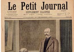 LE PETIT JOURNAL N° 370 - 19 Décembre 1897 Dreyfus De Pellieux Esterhazy Procès Pierre Vaux Etrennes - Journaux - Quotidiens