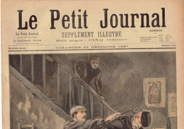 LE PETIT JOURNAL N° 371 - 26 Décembre 1897 Crime Du Kremlin-Bicêtre Carrara - Journaux - Quotidiens