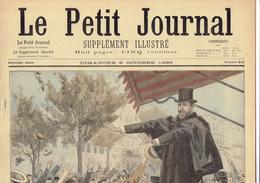 LE PETIT JOURNAL N° 412 - 9 Octobre 1898 Déroulède Marchand Angleterre Afrique De L'Est - Journaux - Quotidiens