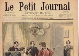 LE PETIT JOURNAL N° 422 - 18 Décembre 1898 Prince Georges De Grèce Hongrois Carcassonne - Kranten