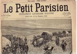 LE PETIT PARISIEN N° 556 (1 Octobre 1899) Transvaal Guerre Des Boërs Cour De Justice Assassinat - Kranten
