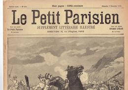LE PETIT PARISIEN N° 561 (5 Novembre 1899) Général Symons Glencoe Enlèvement Enfants Phylloxera - Kranten