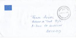"""Lettre Du 13/12/1993 Avec Cachet """"United Nation Protection Force"""" - Organizations"""