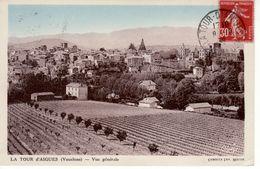 La Tour D'Aigues, Vue Générale - La Tour D'Aigues