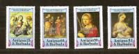 Barbuda  Mail 1984 Yvertnr. 716-19 *** MNH Cote 6,00 Euro - Antigua Y Barbuda (1981-...)