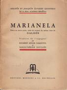 Marianela Par Serafin Et Joaquin Alvarez Quintero, Meddens & Co, Bruxelles, Vers 1945 - Théâtre