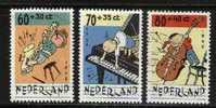 Nederland 1992 Kinder Zegels Gebruikt 1538-1540 # 1300 - Used Stamps